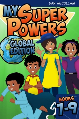 9781519583338: My Super Powers: Global Edition (Volume 3)
