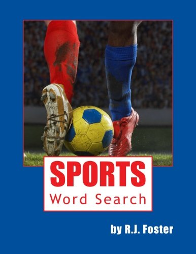 9781519591777: Sports: Word Search