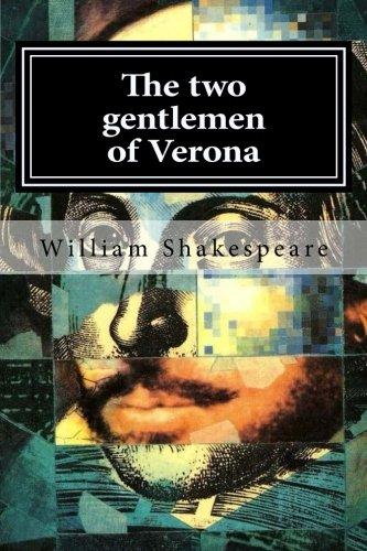 9781519594235: The two gentlemen of Verona