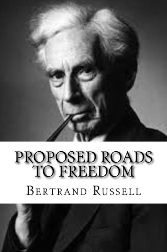 9781519596871: Proposed roads to freedom
