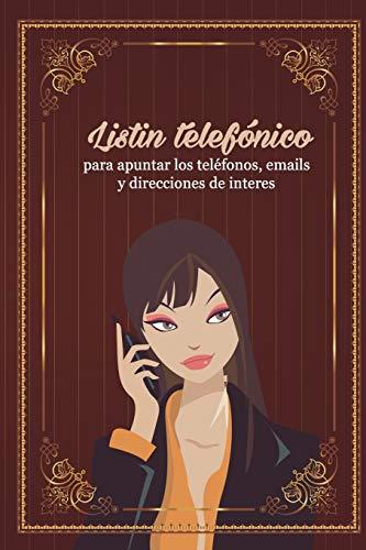 9781519612250: Listin telefonico chicklit #2: interior blanco y negro
