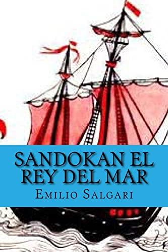 9781519615695: Sandokan El Rey Del Mar (Spanish Edition)