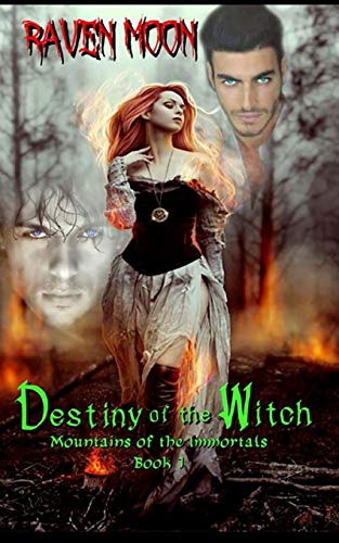9781519620446: Destiny of the Witch (Mountains of the Immortals) (Volume 1)