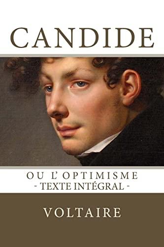 9781519630476: Candide, ou l'Optimisme (French Edition)