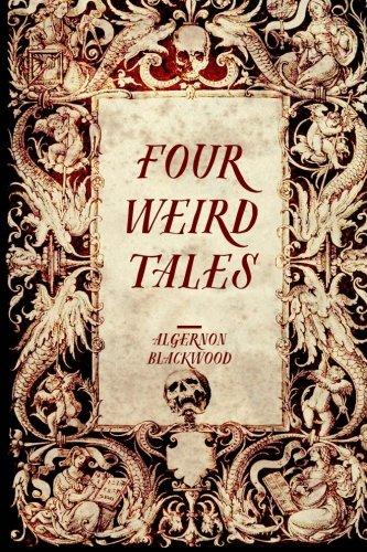 9781519638205: Four Weird Tales