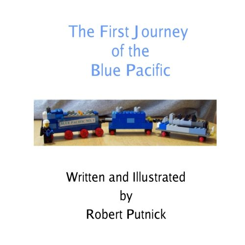 9781519643278: The First Journey of the Blue Pacific