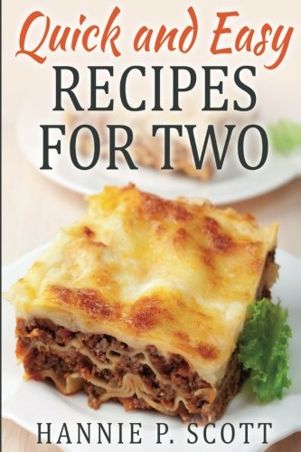 9781519654250: Quick and Easy Recipes for Two