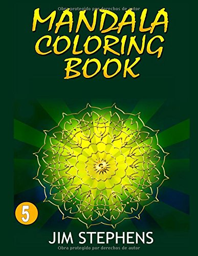 9781519657787: Mandala Coloring Book: Volume 5