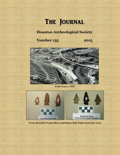 9781519661463: The Journal, Houston Archeological Society, Number 135 (2015)