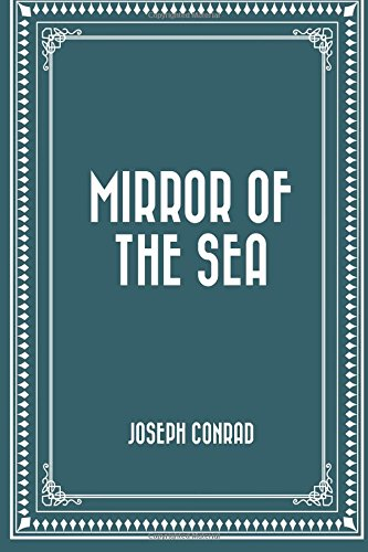 9781519664433: Mirror of the Sea