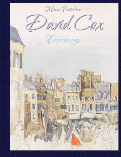 9781519665317: David Cox: Drawings (Colour Plates)