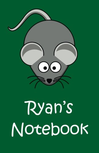 9781519668042: Ryan's Notebook