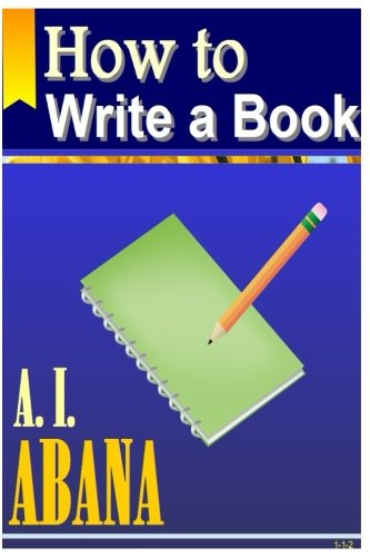 9781519669650: How To Write a Book