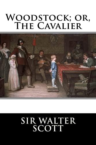 9781519670670: Woodstock; or, The Cavalier