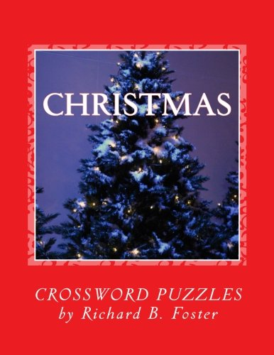 9781519671004: Christmas: Crossword Puzzles