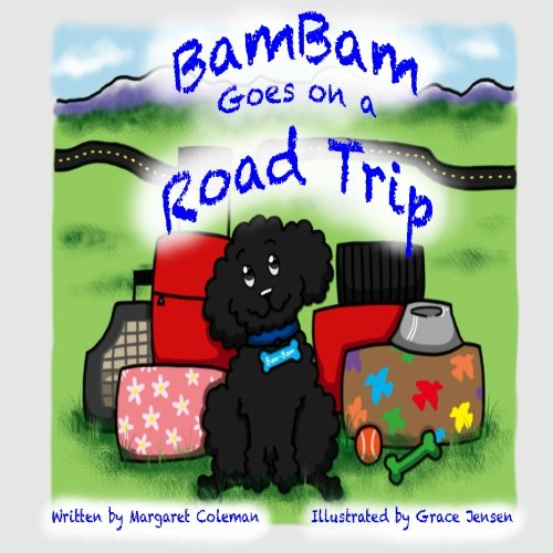 9781519672360: BamBam Goes on a Road Trip