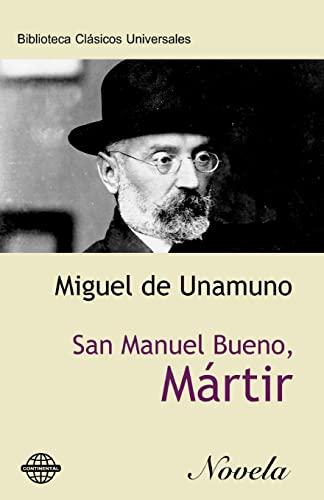 San Manuel Bueno, Martir (Paperback): Miguel de Unamuno