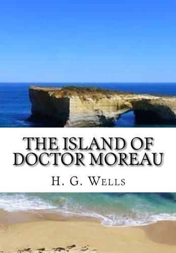 9781519678423: The Island of Doctor Moreau