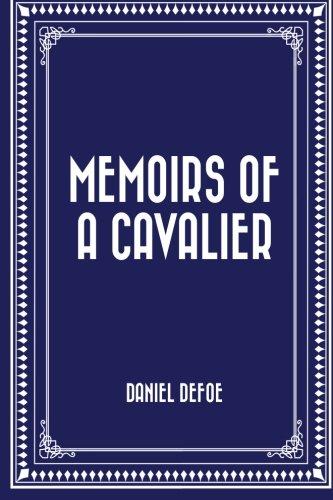 9781519681225: Memoirs of a Cavalier
