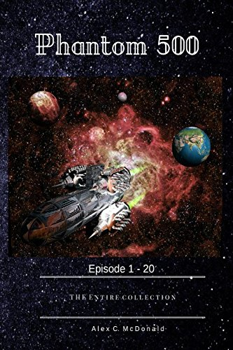 9781519686404: Phantom 500: Episode 1 - 20 (Lycanverse)