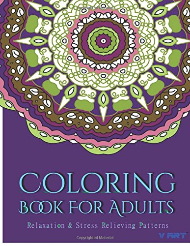 9781519689078: Coloring Books For Adults 3: Coloring Books for Grownups : Stress Relieving Patterns (Volume 3)