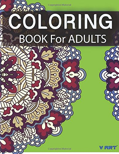 9781519689085: Coloring Books For Adults 4: Coloring Books for Grownups : Stress Relieving Patterns (Volume 4)