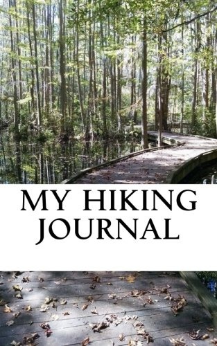 9781519689351: My Hiking Journal