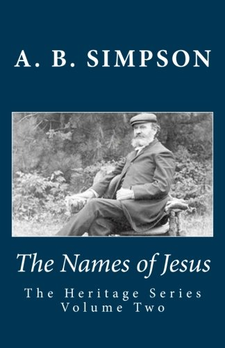 9781519691699: The Names of Jesus
