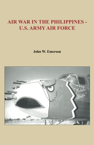 9781519693341: Air War in the Philippines - U.S. Army Air Force