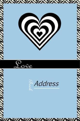 9781519693624: Love Address Book