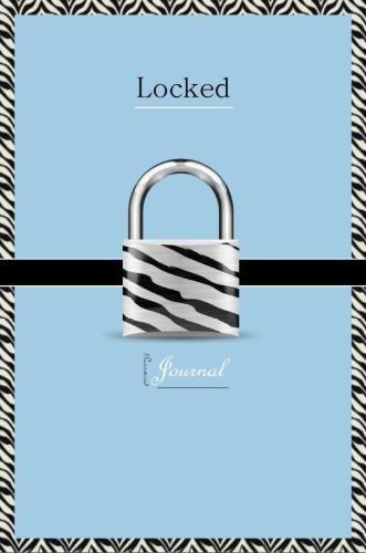 9781519693969: Locked Password Journal
