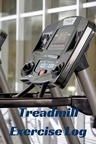 9781519694263: Treadmill Exercise Log