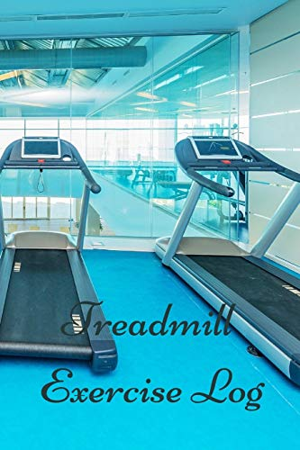 9781519695802: Treadmill Exercise Log