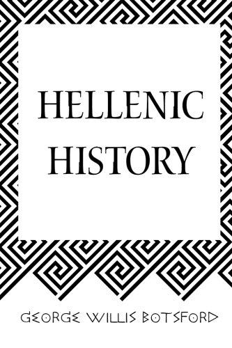 9781519699664: Hellenic History