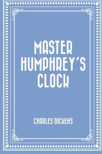 9781519704306: Master Humphrey's Clock