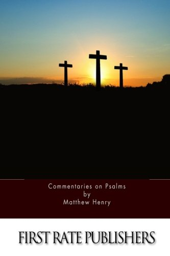 9781519712905: Commentaries on Psalms