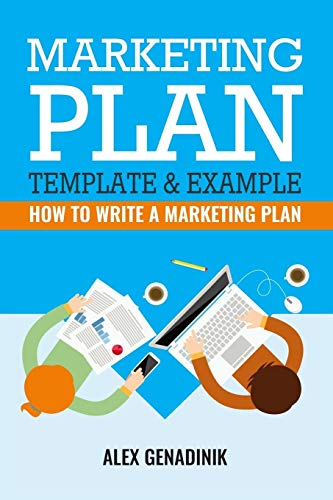 Marketing Plan Template Example: How to write a marketing plan