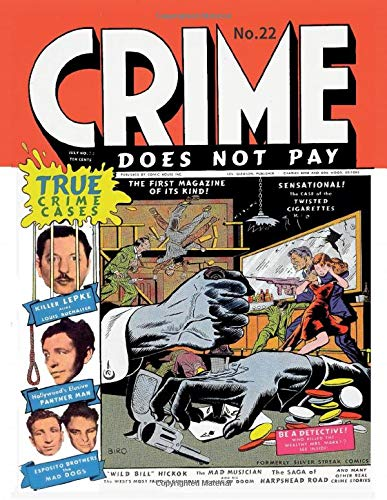 Crime Does Not Pay #22 (Paperback): Comics House