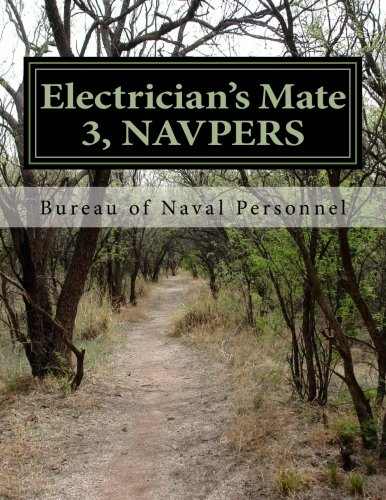 9781519716118: Electrician's Mate 3, NAVPERS
