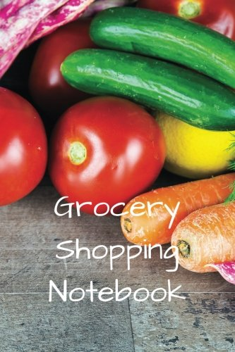 9781519716538: Grocery Shopping Notebook