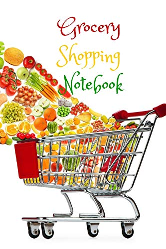 9781519725561: Grocery Shopping Notebook