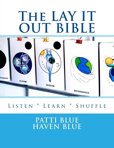 9781519728418: The LAY IT OUT BIBLE: Listen * Learn * Shuffle