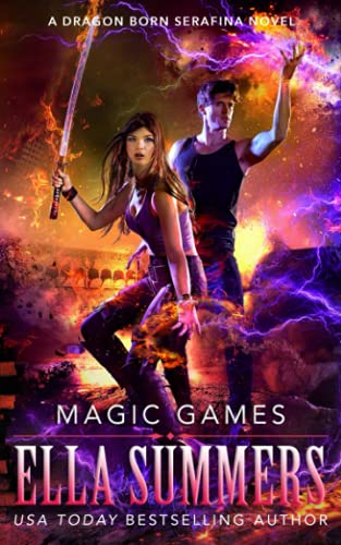 9781519729118: Magic Games (Dragon Born Serafina) (Volume 2)