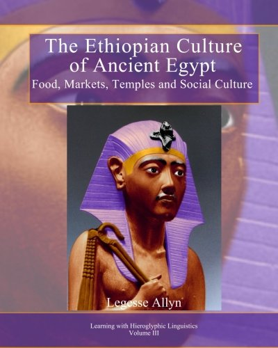 9781519732521: The Ethiopian Culture of Ancient Egypt: Food, Markets, Temples and Social Culture (Learning with Hieroglyphic Linguistics) (Volume 3)