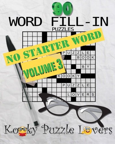 9781519737175: Word Fill-In, Volume 3 - No Starter Word