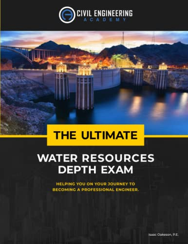 9781519742667: The Ultimate Water Resources Depth Exam