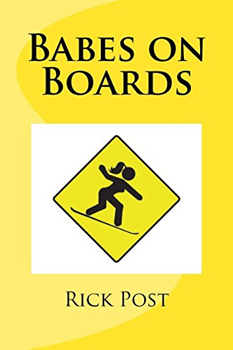 9781519745194: Babes on Boards