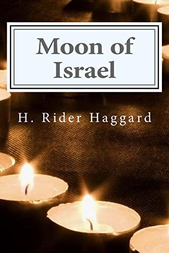 9781519748874: Moon of Israel