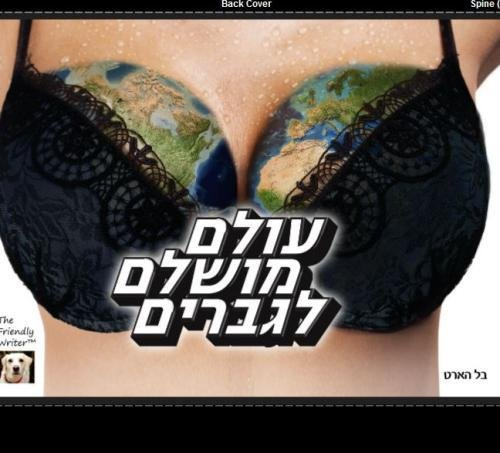 9781519752741: Perfect World: (for men) (Hebrew Edition)