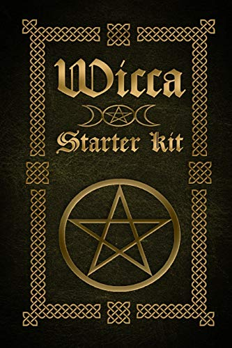 9781519755599: Wicca: Wicca Starter Kit (Wicca for Beginners, Big Book of Spells and Little Book of Spells)